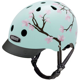 Nutcase Street Helmet Kids cherry blossoms